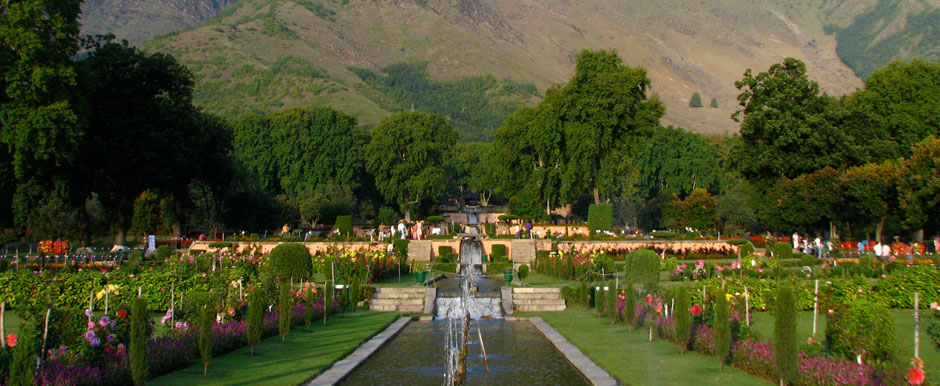 Nishat Bagh. The place of peace and love